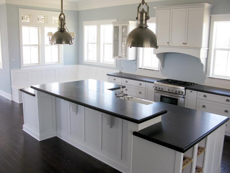 25 Stunning Kitchen Color Schemes-2