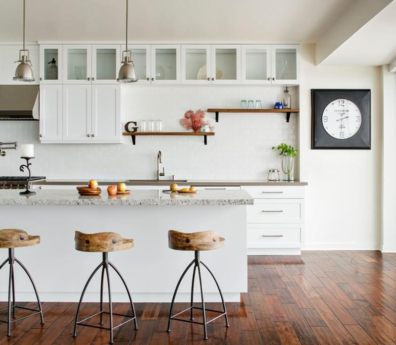 25 Stunning Kitchen Color Schemes-22