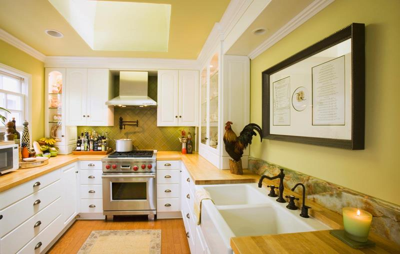 25 Stunning Kitchen Color Schemes-5