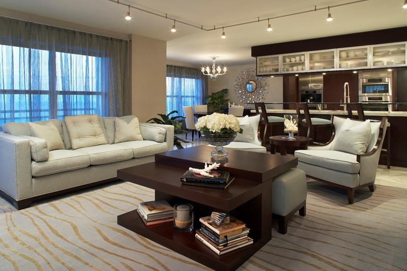 43 Elegantly Decorated Living Rooms-25