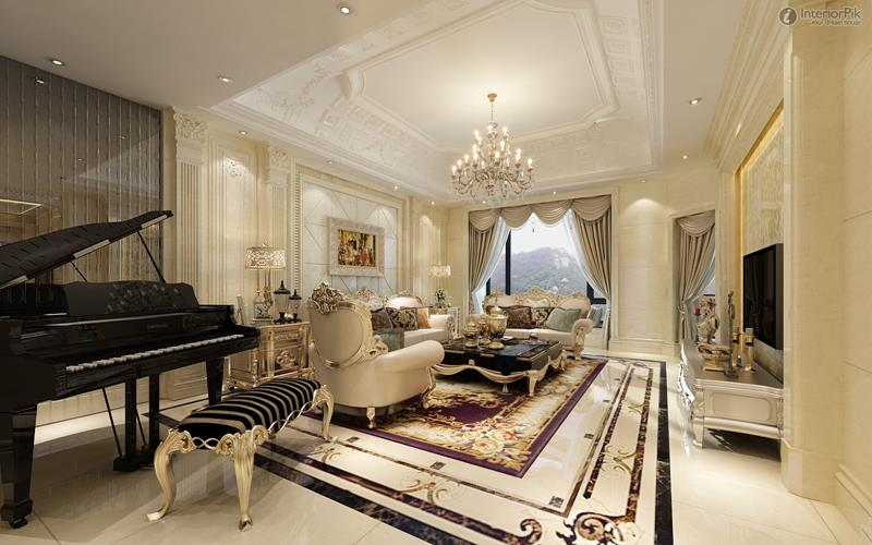 43 Elegantly Decorated Living Rooms-33