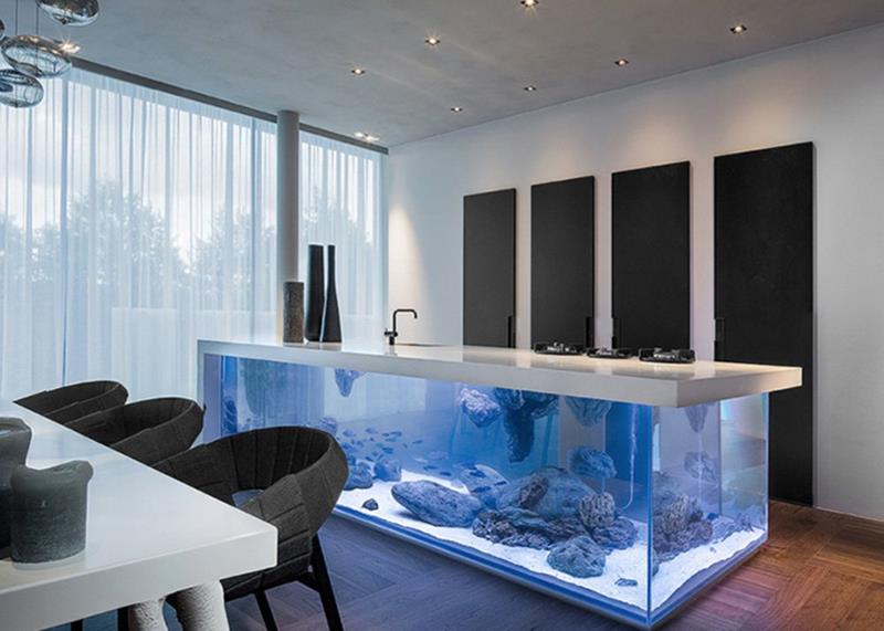 44 Custom Kitchens Of All Styles-10