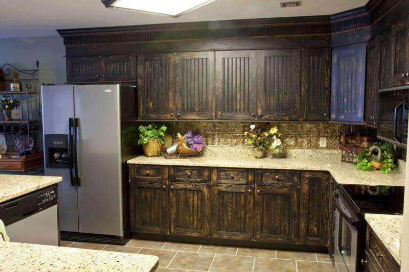 44 Custom Kitchens Of All Styles-11