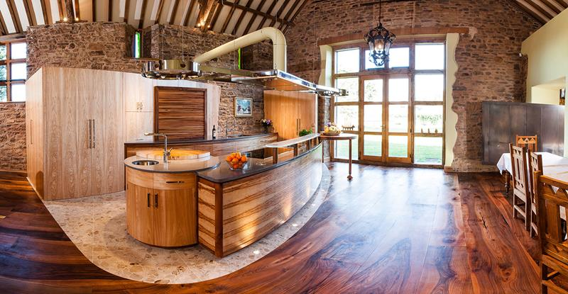 44 Custom Kitchens Of All Styles-12