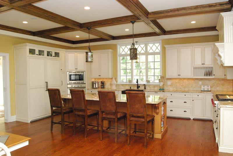 44 Custom Kitchens Of All Styles-21