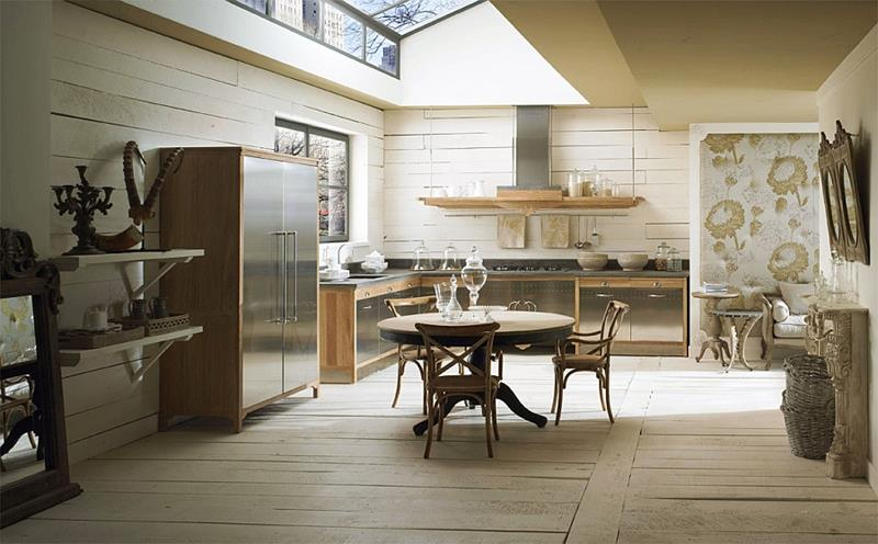 44 Custom Kitchens Of All Styles-22