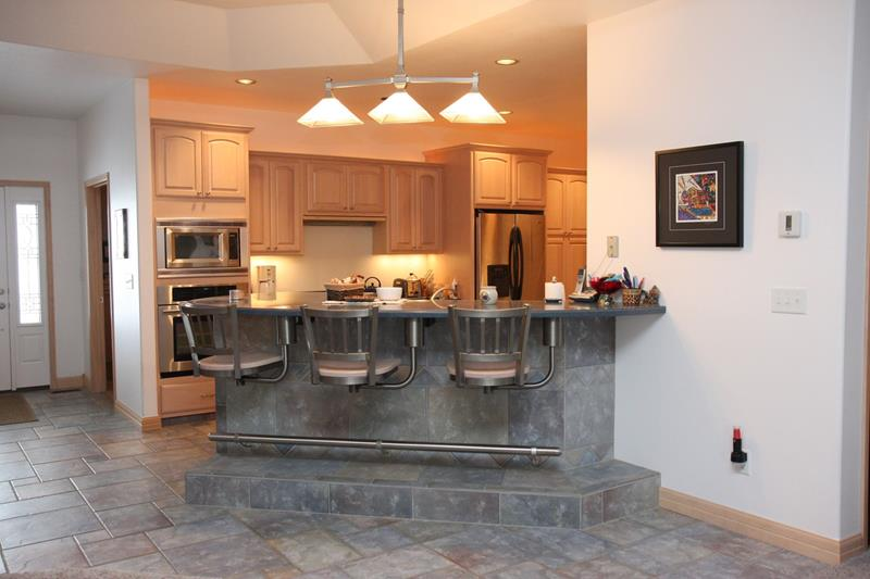 44 Custom Kitchens Of All Styles-27