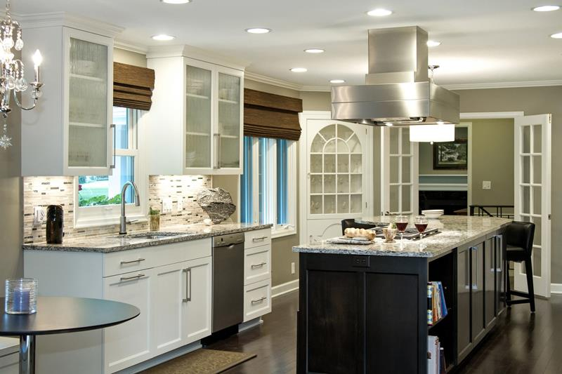 44 Custom Kitchens Of All Styles-28