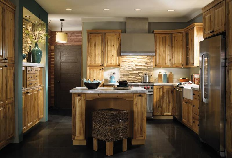 44 Custom Kitchens Of All Styles-32