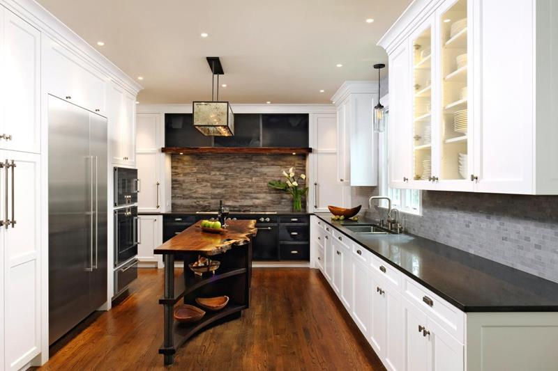 44 Custom Kitchens Of All Styles-33