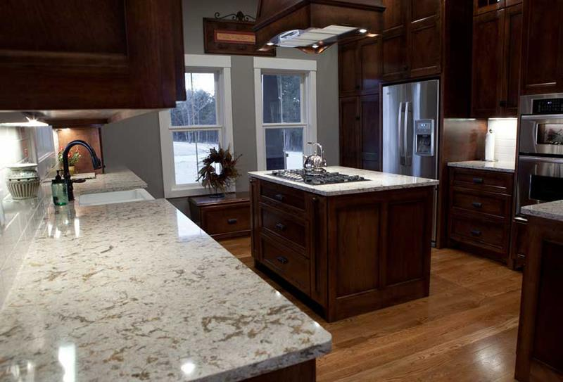 44 Custom Kitchens Of All Styles-39