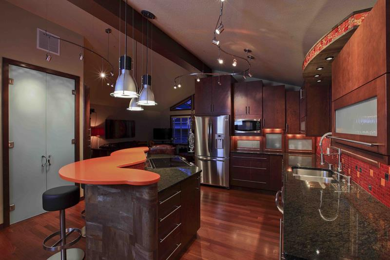 44 Custom Kitchens Of All Styles-40