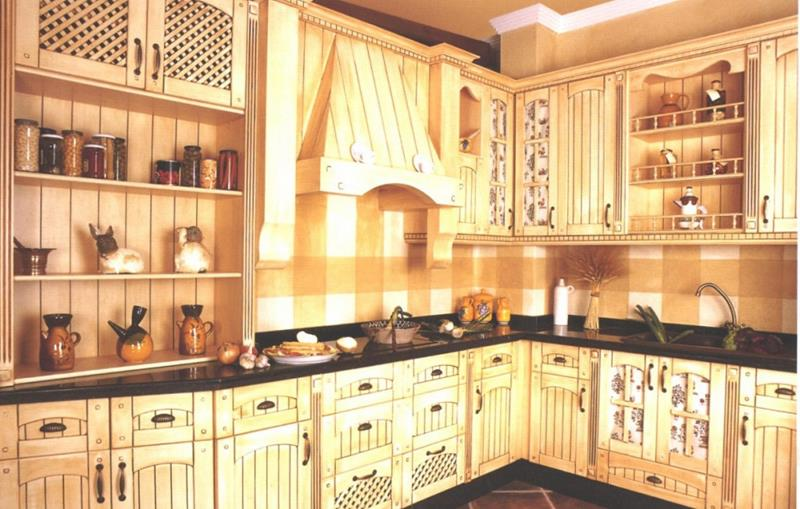 44 Custom Kitchens Of All Styles-43