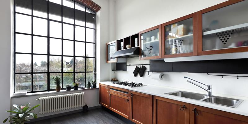 44 Custom Kitchens Of All Styles-44