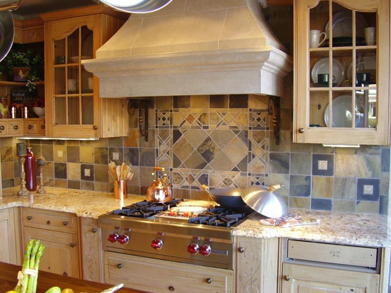 44 Custom Kitchens Of All Styles-8