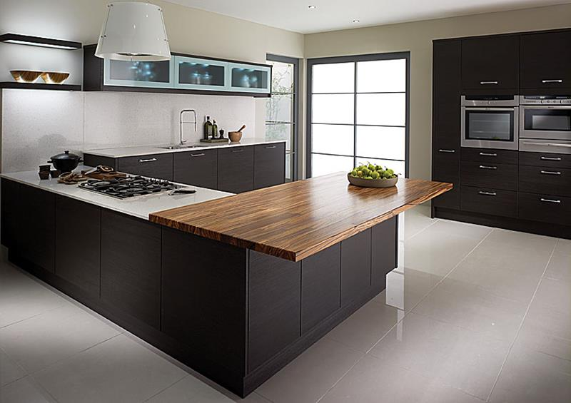 52 U Shaped Kitchen Designs With Style-42