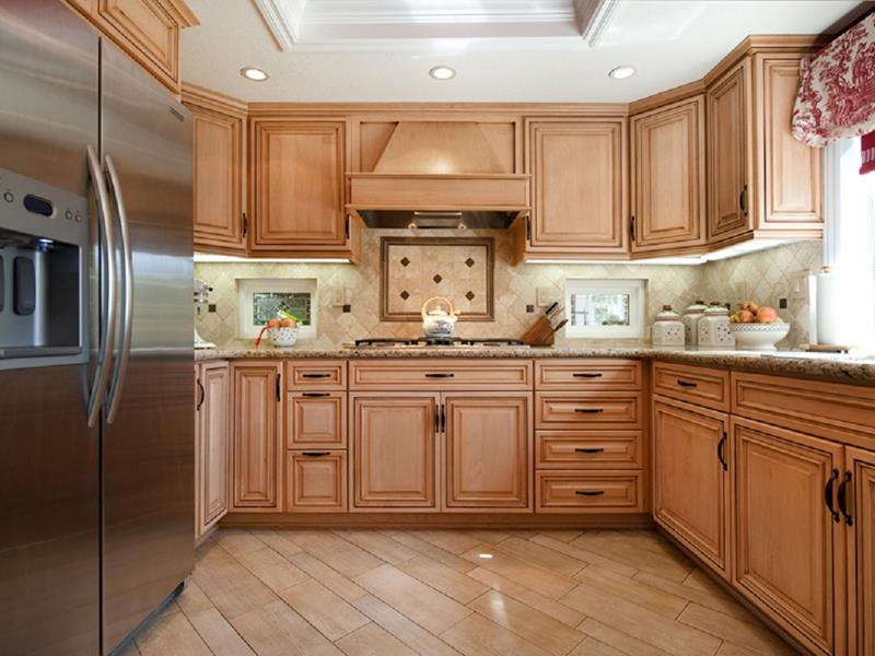 52 U Shaped Kitchen Designs With Style-45