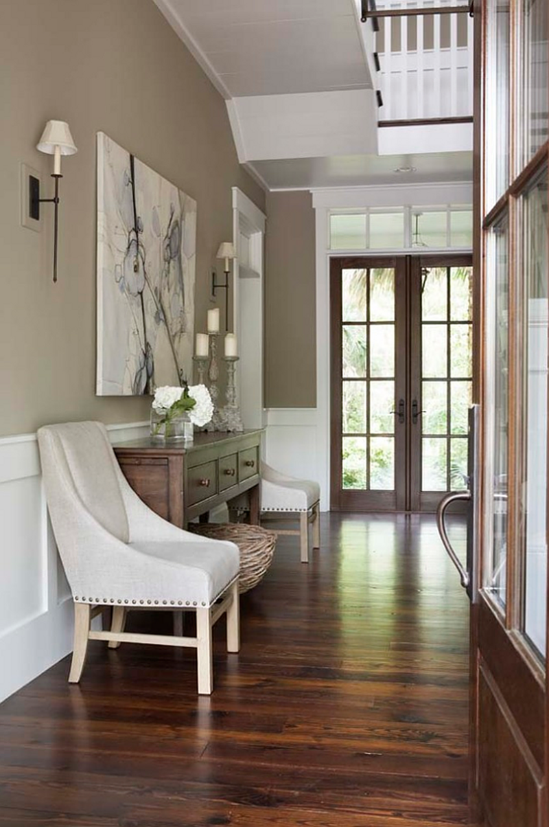 56 Beautiful And Luxurious Foyer Designs-33