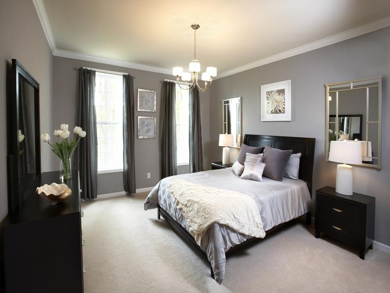 61 Master Bedrooms Decorated By Professionals-13