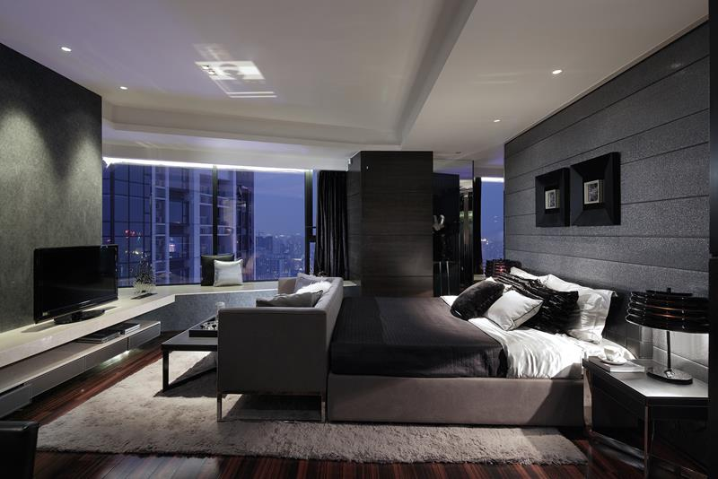 61 Master Bedrooms Decorated By Professionals-26