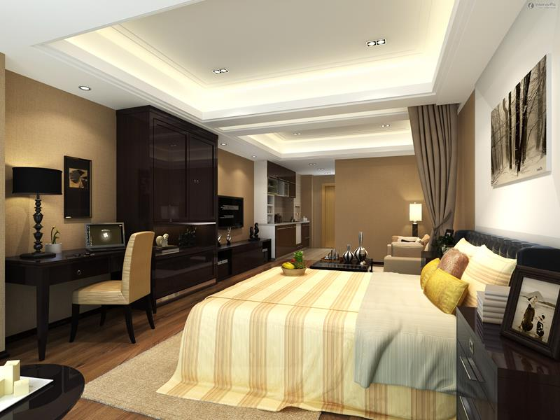 61 Master Bedrooms Decorated By Professionals-28