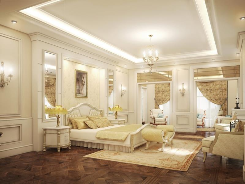61 Master Bedrooms Decorated By Professionals-32