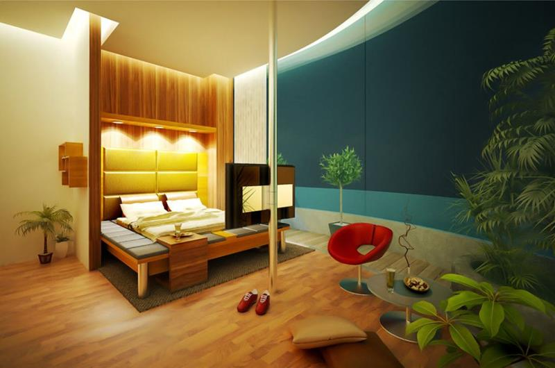 61 Master Bedrooms Decorated By Professionals-34