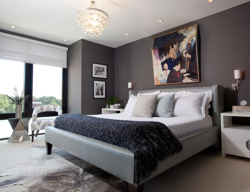 61 Master Bedrooms Decorated By Professionals-39