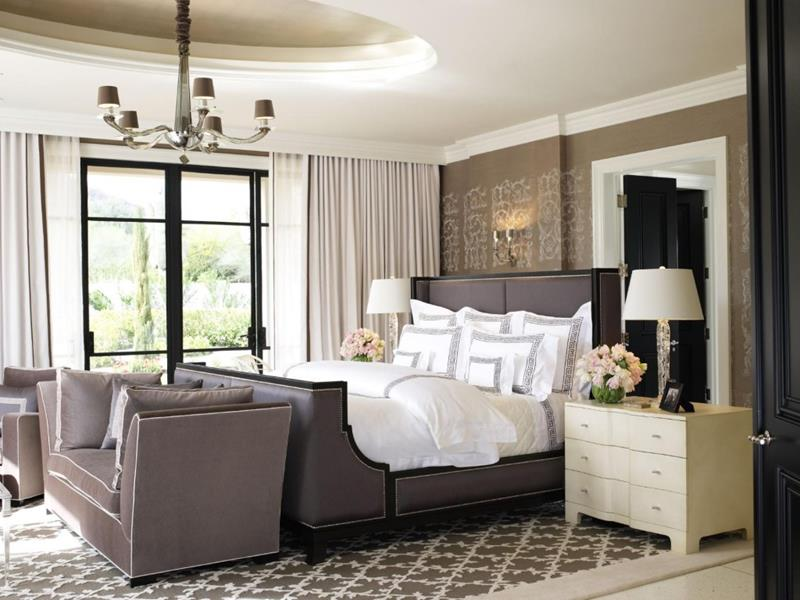 61 Master Bedrooms Decorated By Professionals-44