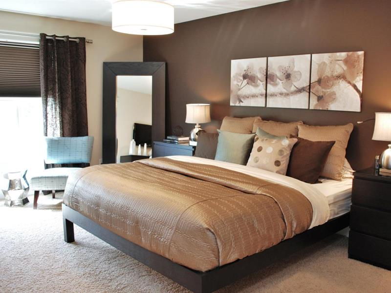 61 Master Bedrooms Decorated By Professionals-45