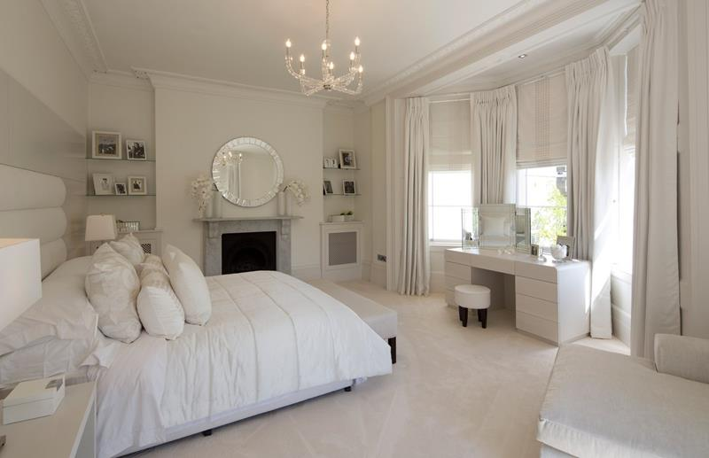 61 Master Bedrooms Decorated By Professionals-57