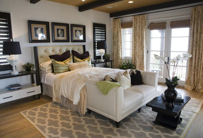 61 Master Bedrooms Decorated By Professionals-7