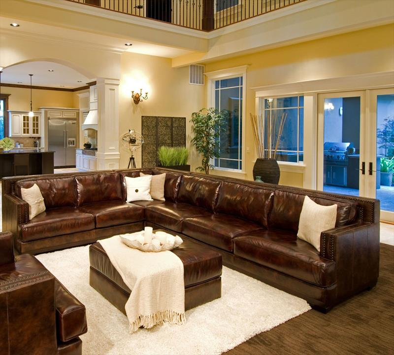 21 Most Wanted Contemporary Living Room Ideas: 22 Living Room Designs With Sectionals