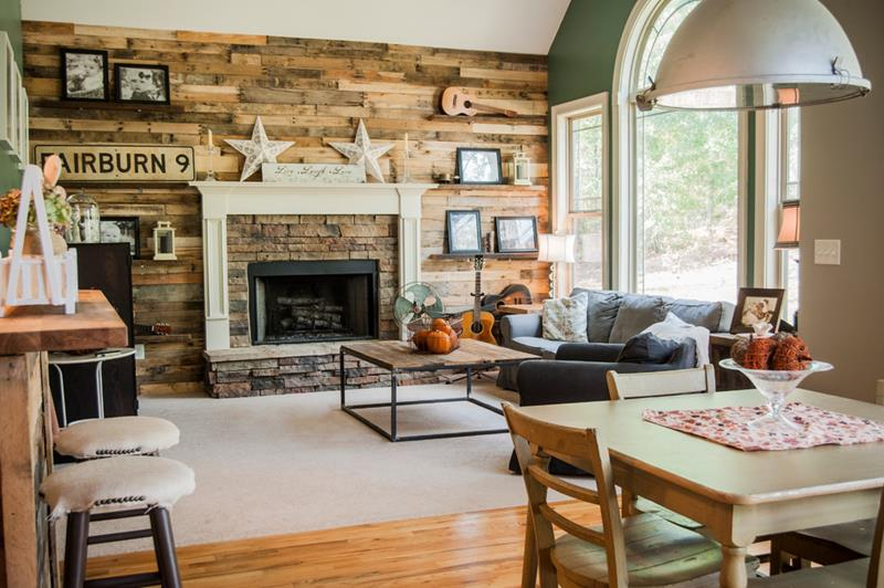 22 Living Rooms With Earth Tones-18
