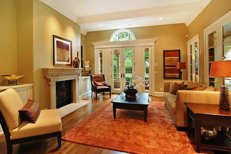 23 Cozy Living Room Designs-23