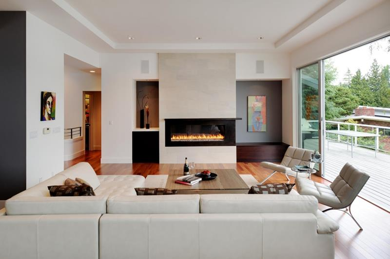 23 Living Room Designs With Fireplaces-12