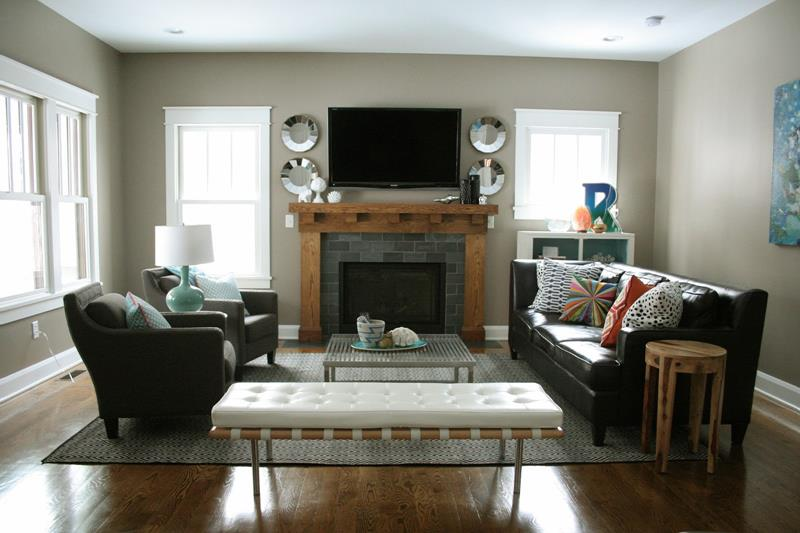 23 Living Room Designs With Fireplaces-5