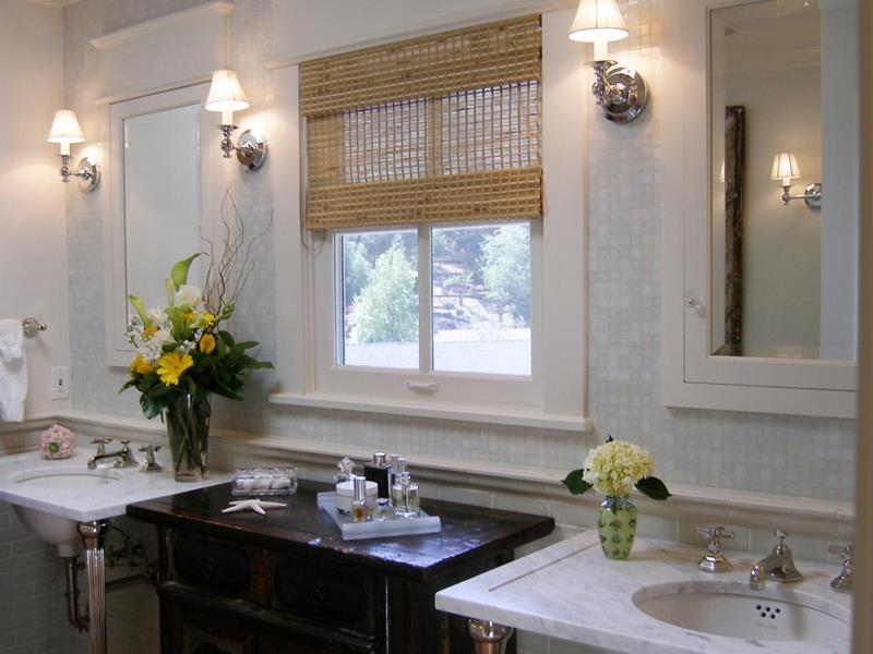 21 Best Bathroom Mirror Ideas To Reflect Your Style: 23 Master Bathrooms With Two Vanities