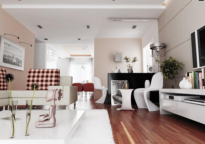 23 Sophisticated Living Room Designs-17