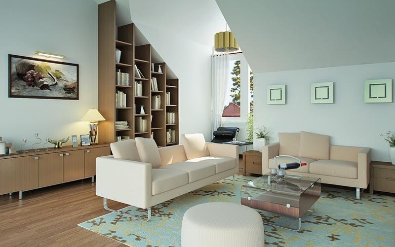 23 Sophisticated Living Room Designs-21