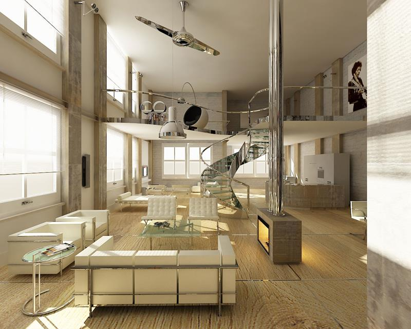 23 Sophisticated Living Room Designs-7