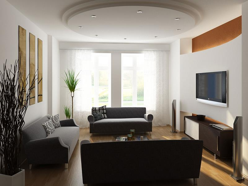 23 Sophisticated Living Room Designs-9