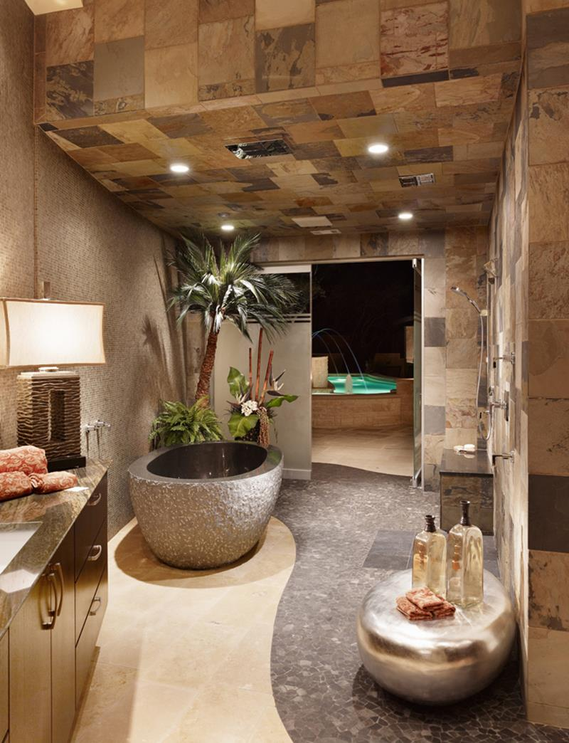 23 Spa Style Master Bathrooms-1