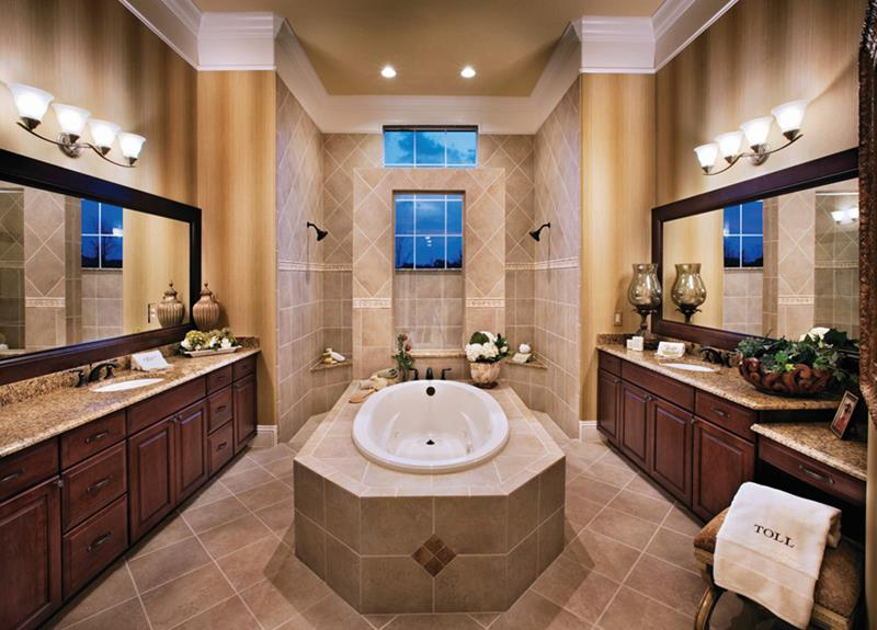 23 Spa Style Master Bathrooms-19