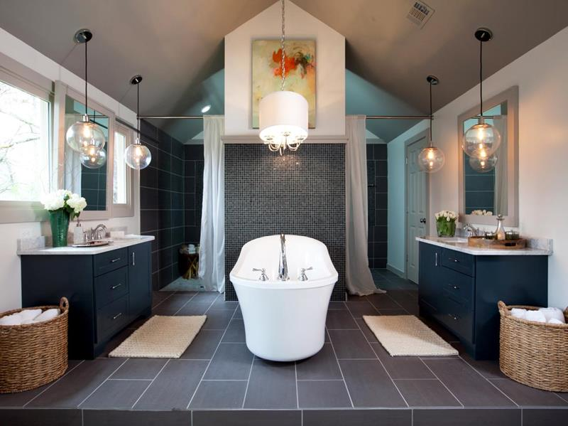 23 Spa Style Master Bathrooms-7