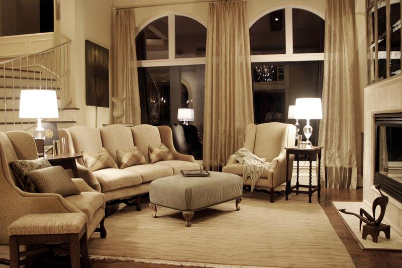 23 Traditional Living Rooms-19