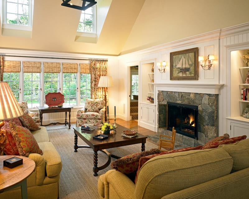 23 Traditional Living Rooms-20