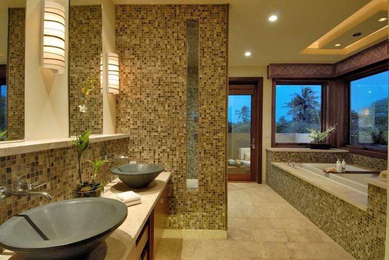 24 Beautiful Master Bathrooms-19
