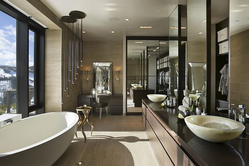 24 Beautiful Master Bathrooms-5