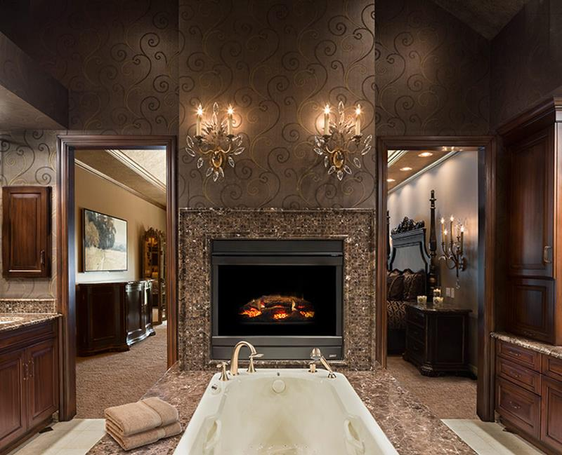 24 Beautiful Master Bathrooms-8